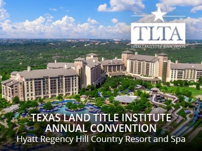 Texas Land Title Institute